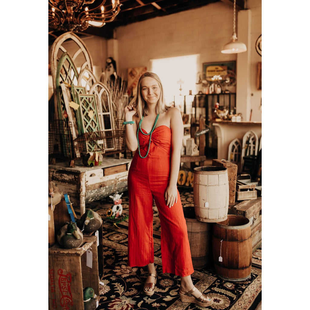 Slow Burn Jumpsuit