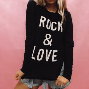 Rock & Love Top