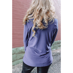 Pause For Perfection Shift Tunic