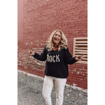 Chelsea Rock Sweater