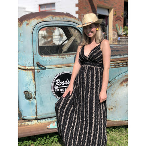 Bound For The Bahamas Maxi Dress
