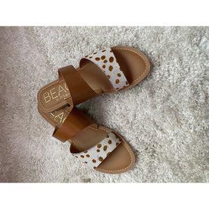 Coastal Sandals - Shabby 2 Chic Boutiques
