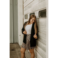 Together We Can Leopard Skirt - Shabby 2 Chic Boutiques