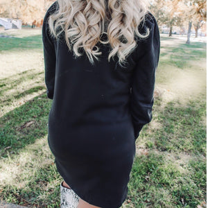 Kyra Terry Dress