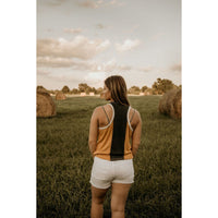 Mizzou Game Tank - Shabby 2 Chic Boutiques