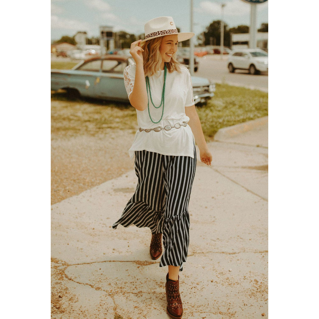 Rodeo Wide Leg Pants