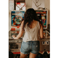 Raquel Knit Tank - Shabby 2 Chic Boutiques