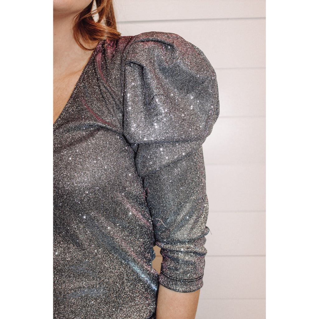 Touch Of Sparkle  Top