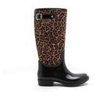 Tabitha  Suede Knee High Rain Boot - Shabby 2 Chic Boutiques