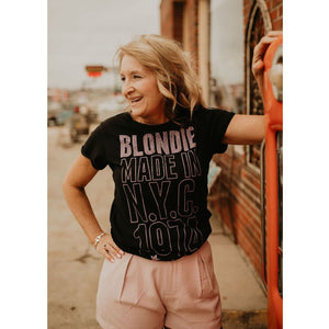 Blondie Made in NYC Tee - Shabby 2 Chic Boutiques