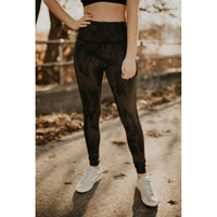 Look At Me Now Camo Leggings - Shabby 2 Chic Boutiques