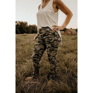 KanCan Ahead Of Me Skinny Camo Jeans - Shabby 2 Chic Boutiques