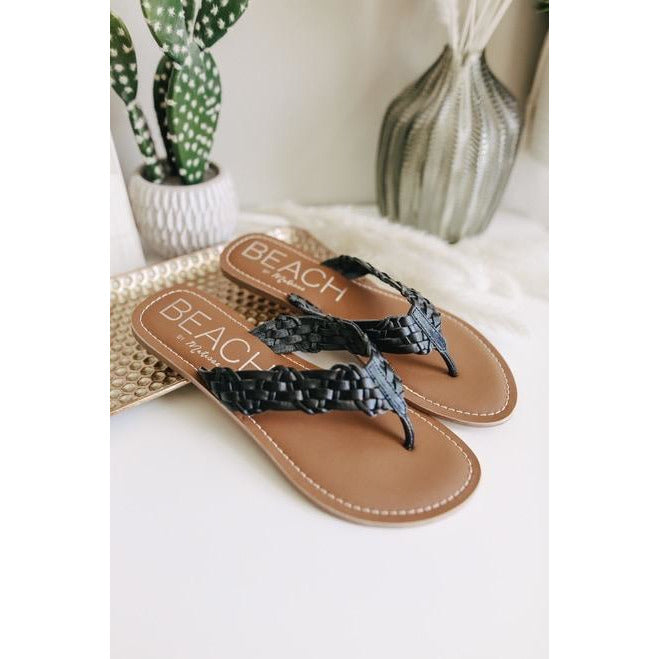 Make Waves Sandal