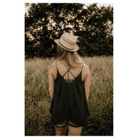 Flirty And Fun Tank Top - Shabby 2 Chic Boutiques