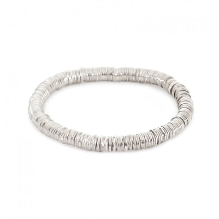 Metal Beaded Stretch Bracelet - Shabby 2 Chic Boutiques