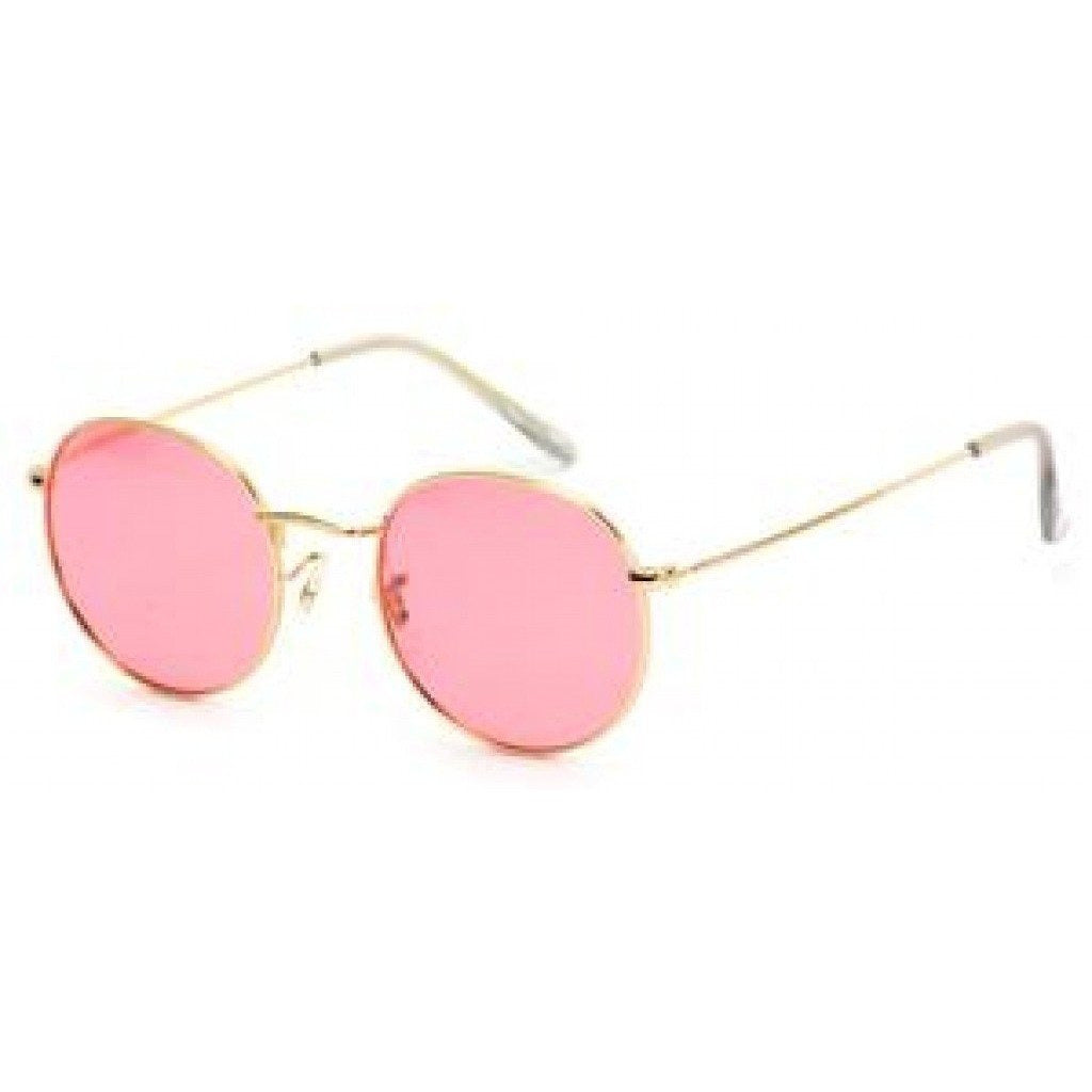 Tinted Lenses Metal Frame Sunglasses - Shabby 2 Chic Boutiques