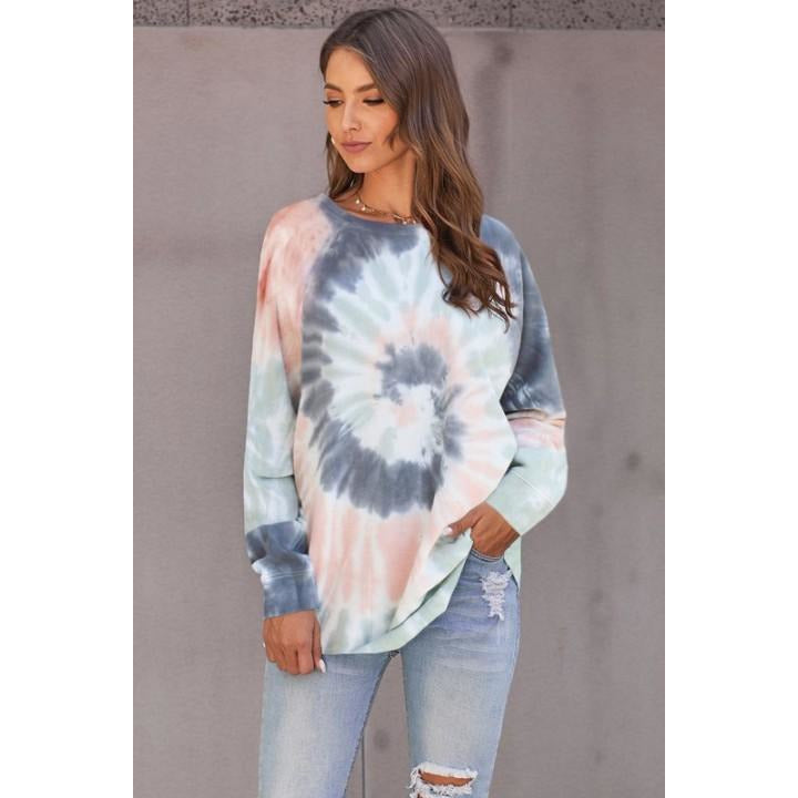 Downtime Tie Dye Sweatshirt