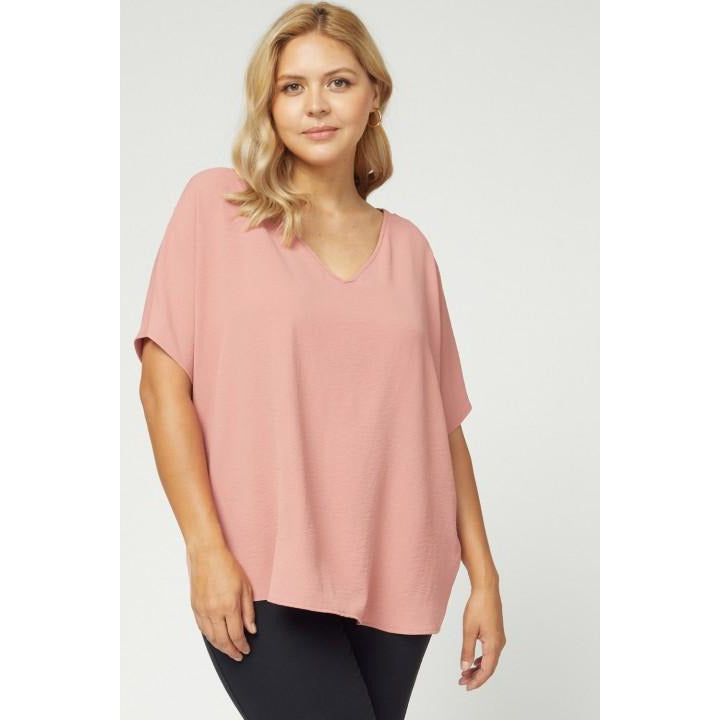 Happiness Shift Top
