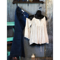 KanCan Lizzy Flares - Shabby 2 Chic Boutiques