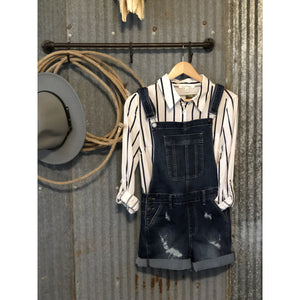 KanCan Sydney Overalls - Shabby 2 Chic Boutiques