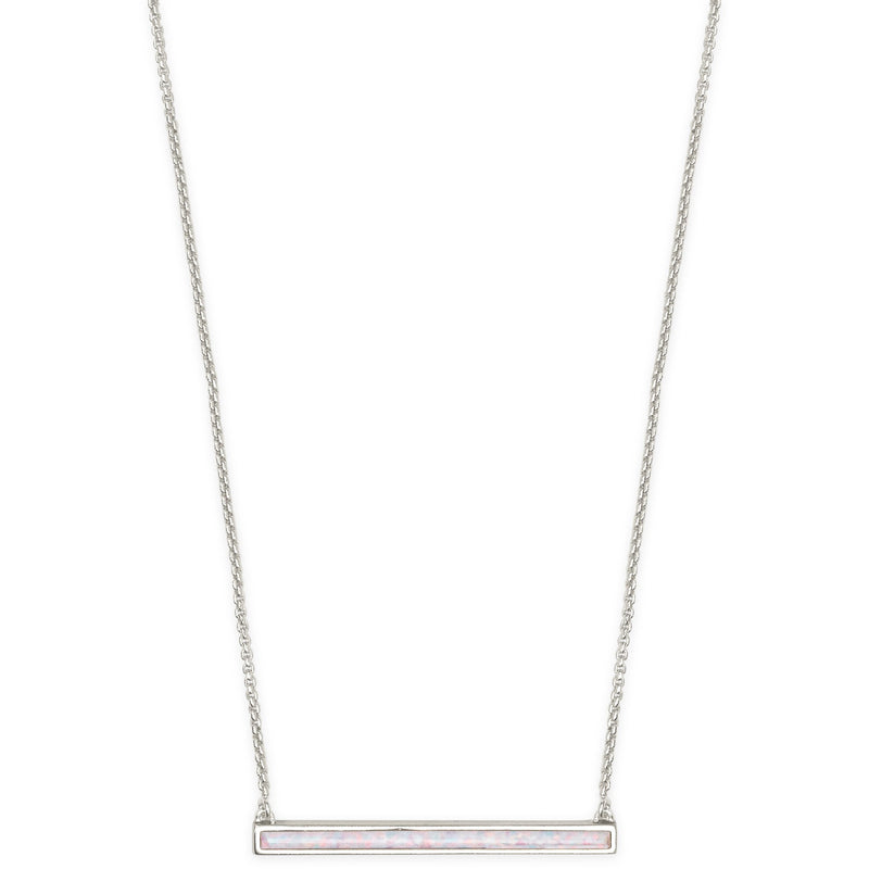 Kelsey Short Pendant Necklace