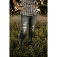 Miss Me Relaxed Feeling Straight Cut Jeans - Shabby 2 Chic Boutiques