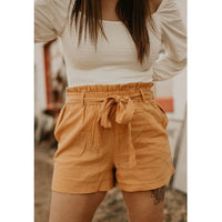 Pretty Plains High Waist Shorts - Shabby 2 Chic Boutiques