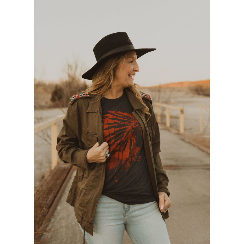 Red Chief Graphic Tee - Shabby 2 Chic Boutiques