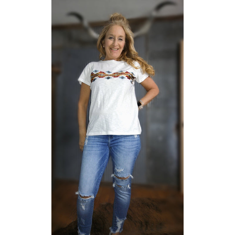 Tribal Tee - Shabby 2 Chic Boutiques