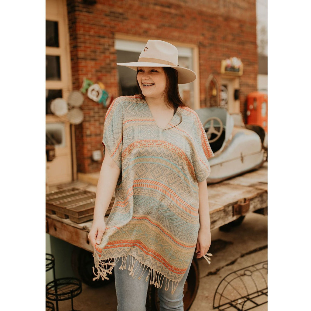 The Wild Poncho - Shabby 2 Chic Boutiques