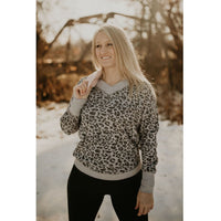 Z Supply Emilia Leopard Thermal - Shabby 2 Chic Boutiques
