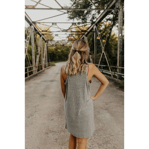 Z Supply Triblend Muscle Dress - Shabby 2 Chic Boutiques