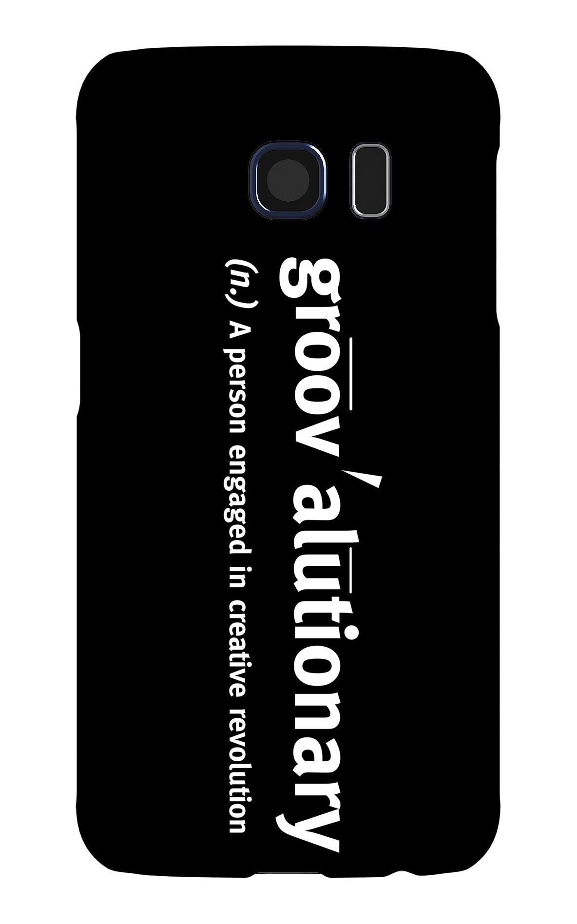 Groovalutionary Samsung Galaxy S6 Snap Case