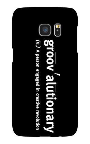 Groovalutionary Samsung Galaxy S7 Snap Case