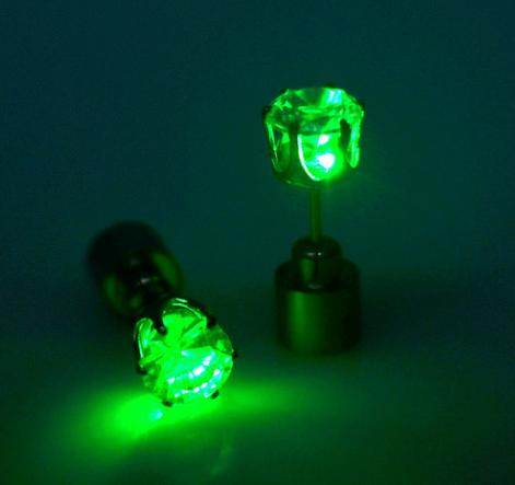 LED Stud Earrings *Limited* New Year's Eve