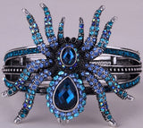 The Exquisite Spider Bracelet