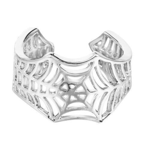Spiderweb Fashion Ring