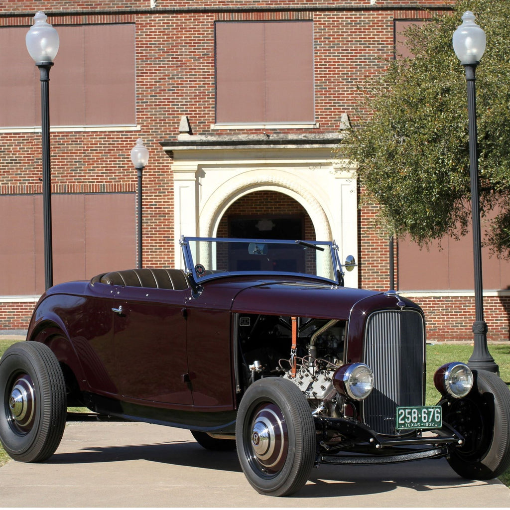 John Joyo's 1932 Ford Roadster