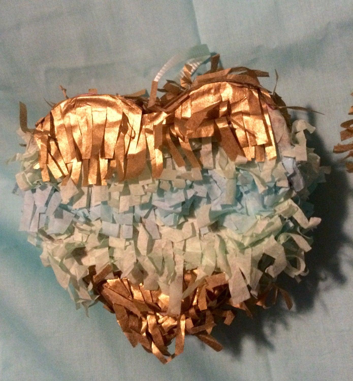 Mini heart pinata favors