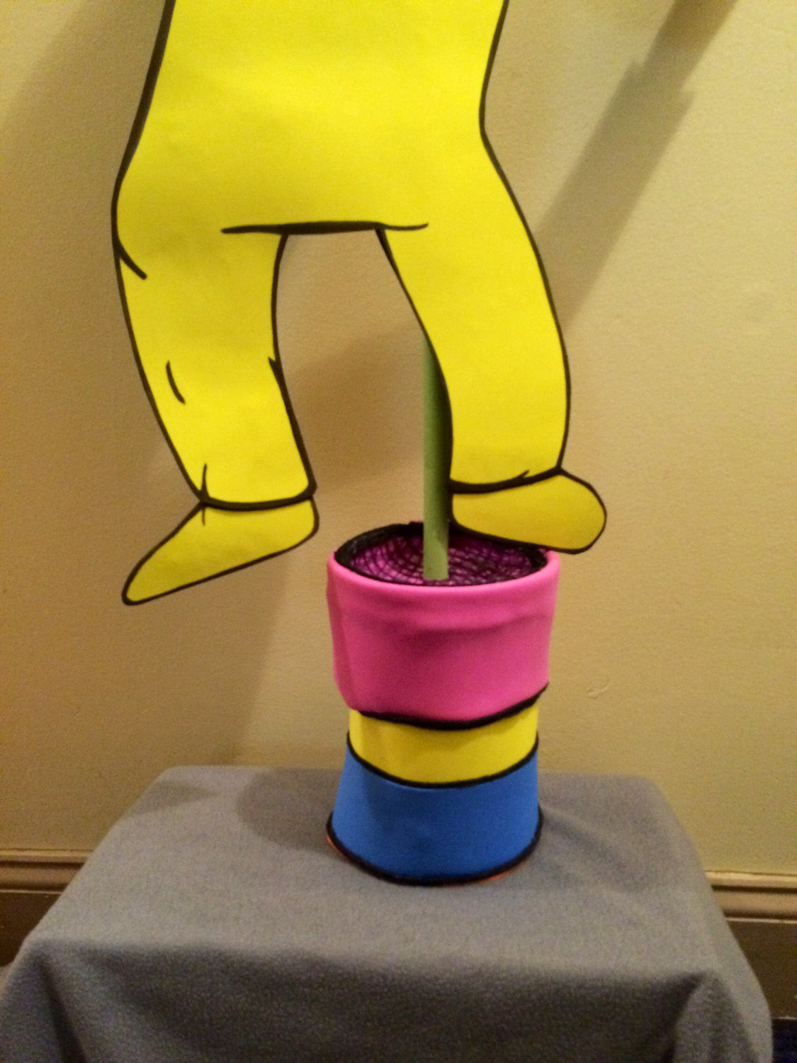 Oh the Places You'll Go character inspired decoration centerpiece photobooth prop