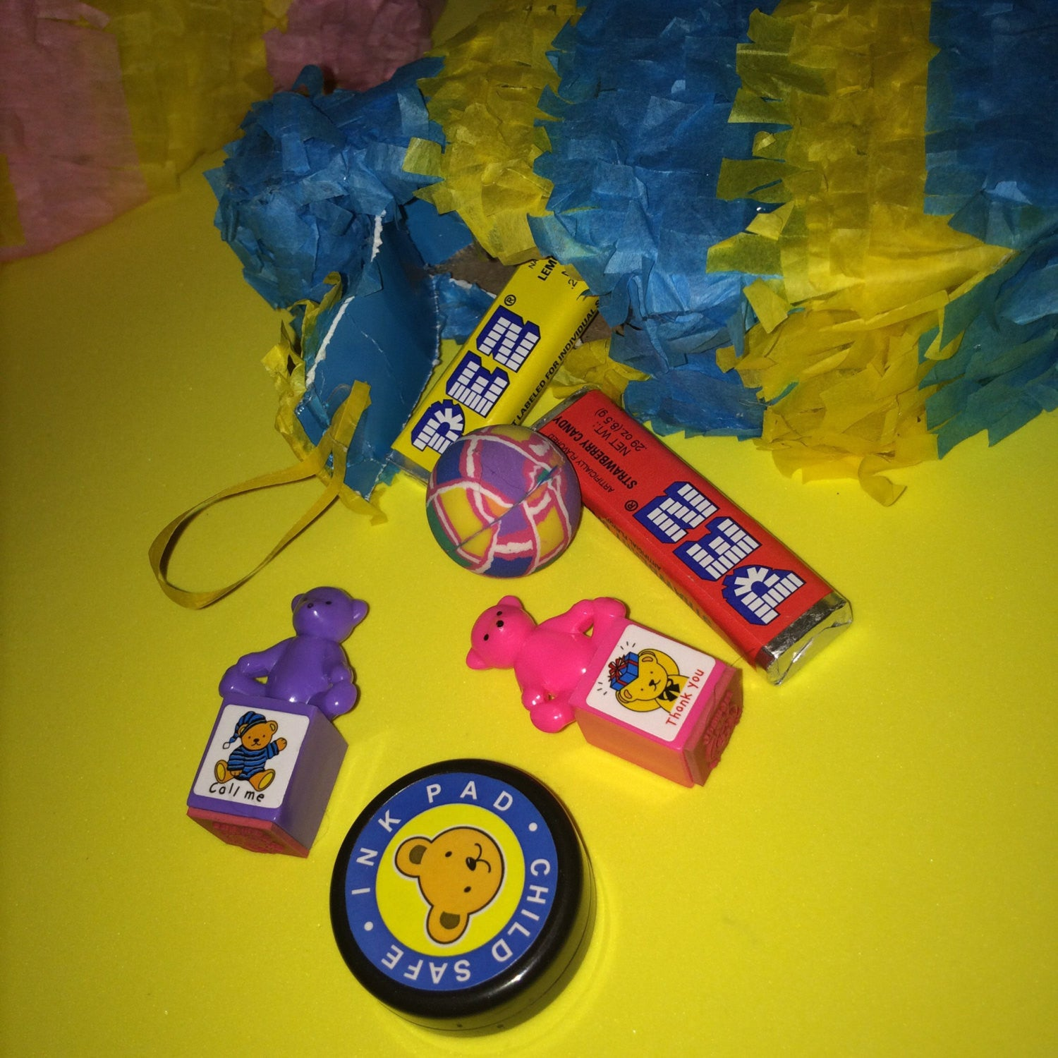 Oh the Places You'll Go inspired mini pinata balloon favors favor box