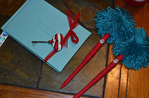 Dr Seuss Wedding Guest Book and pens Graduation Guest Book and Pens