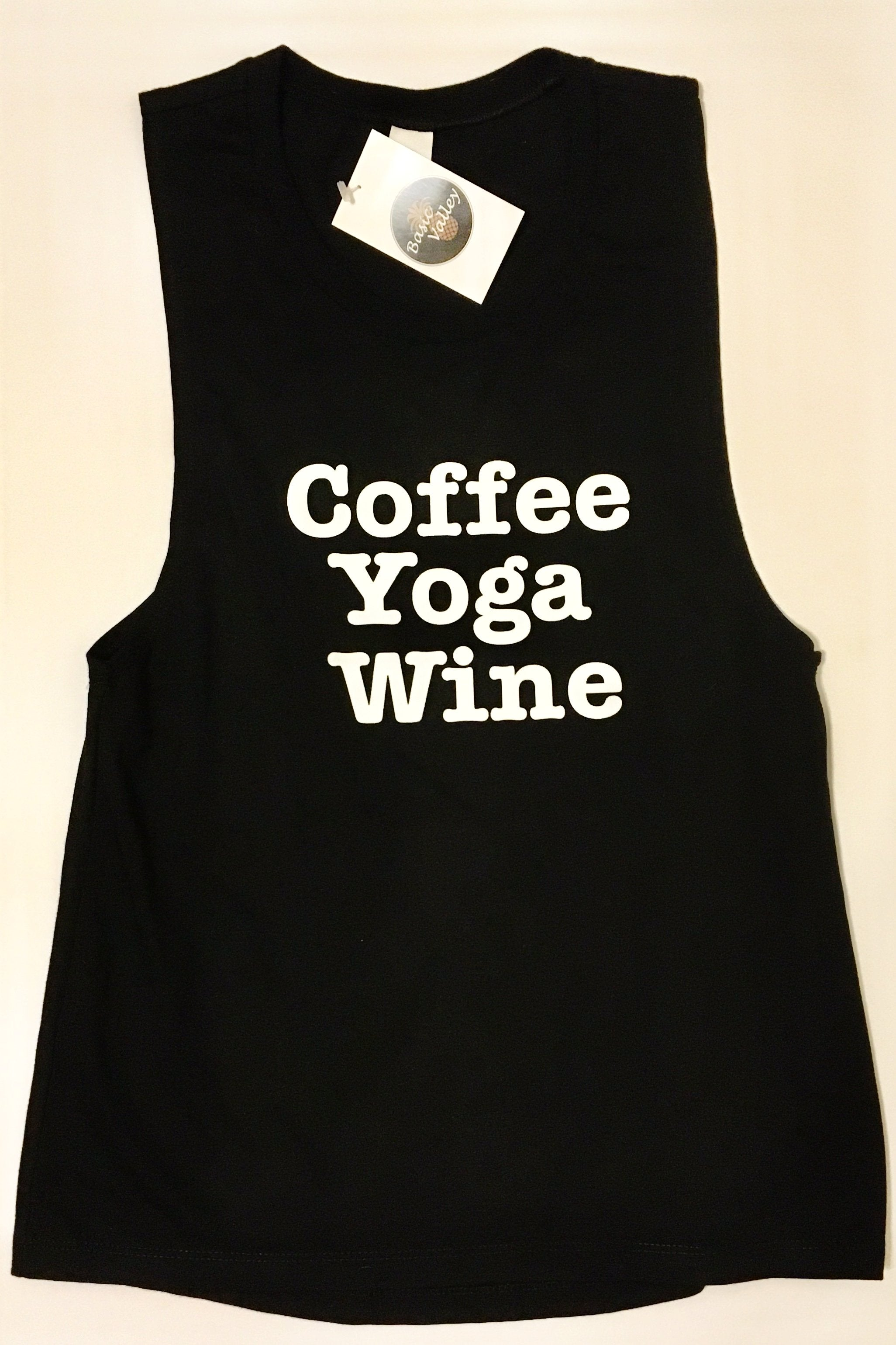 Coffee Yoga Wine Tank
