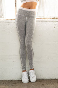 Chic Micro Striped Leggings