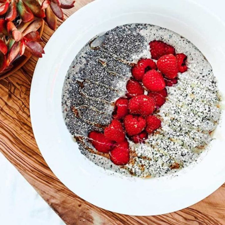 Berry Coconut Smoothie Bowl