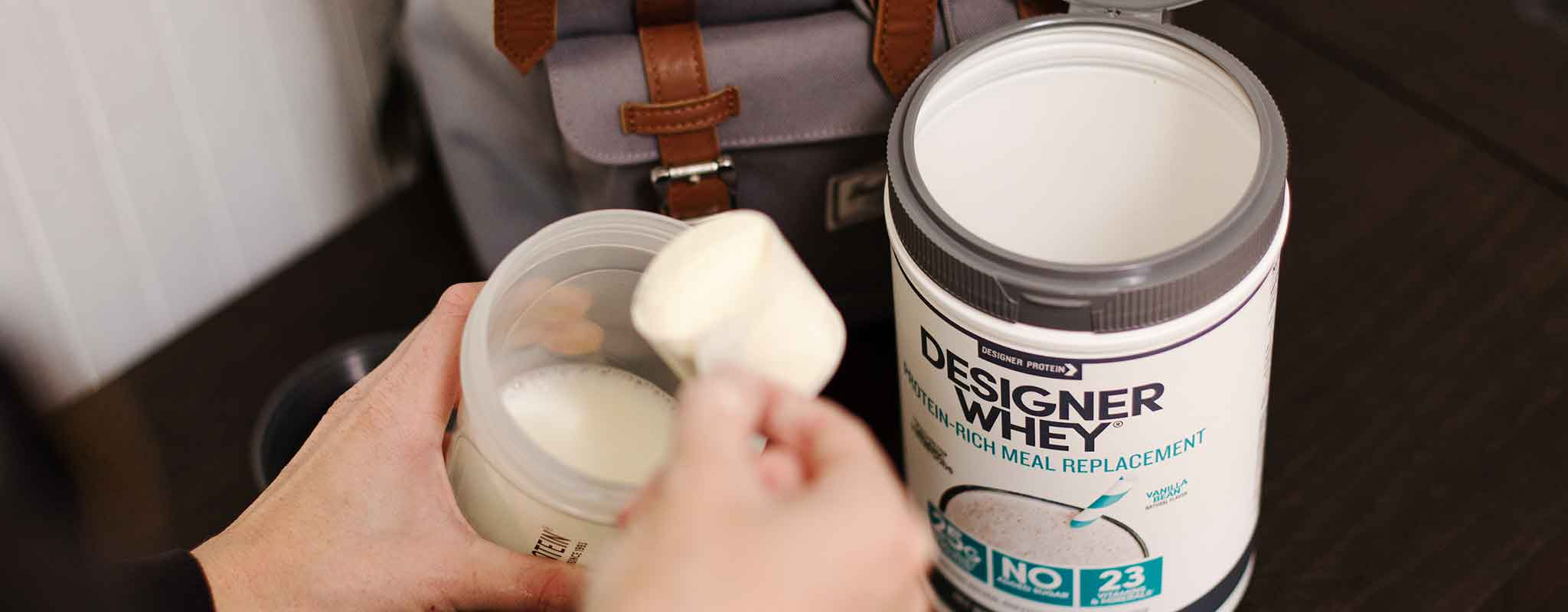 Meal Replacement Protein Powder