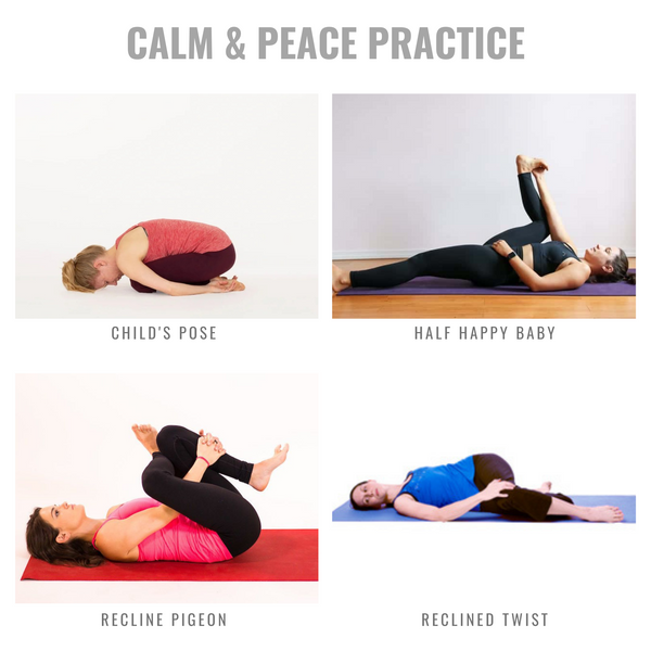 Yoga - Calm and Peace Practice