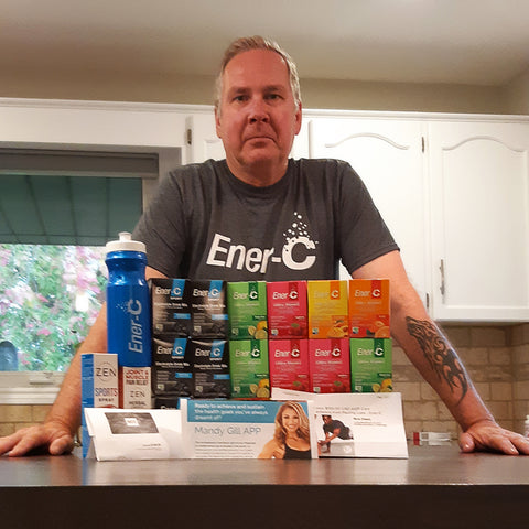 Rick Cleary - 30 Day Healthier Challenge Winner