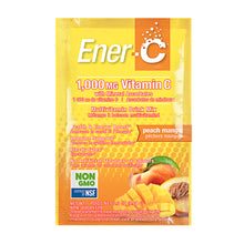 Ener-C Peach Mango Multivitamin Drink Mix – Single Sachet