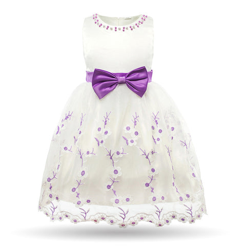 Lavender in May Dress